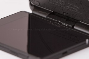 A57 Screen and Hinge Mount
