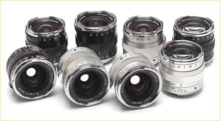 Zeiss ZM Lenses