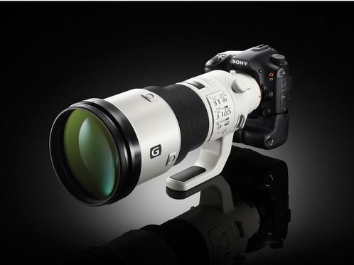 Sony SAL 500mm f/4.0 G Lens