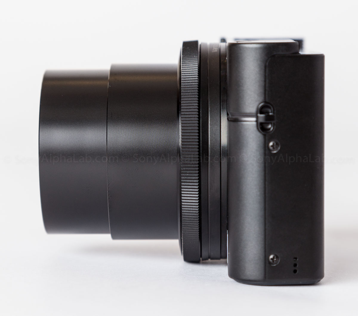Sony Rx100 - Lens Out