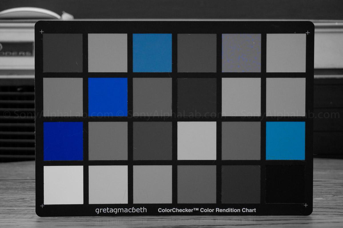Sony Nex-6 - Partial Color +