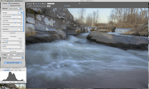 HDR Photography and the Sony Nex-6