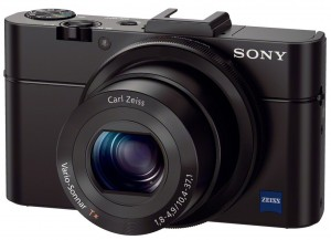 Sony Cyber-shot DSC-RX100M2 Digital Camera