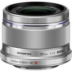 Olympus M.Zuiko Digital 25mm f/1.8 Lens