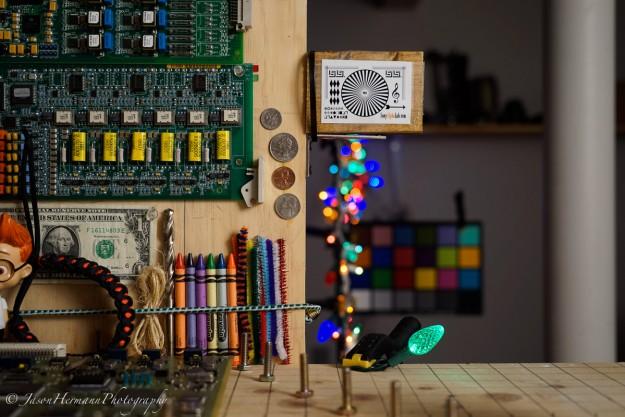 FE 24-240mm lens @ 48mm, f/4.5 - Lab Testing, Jpeg Quality