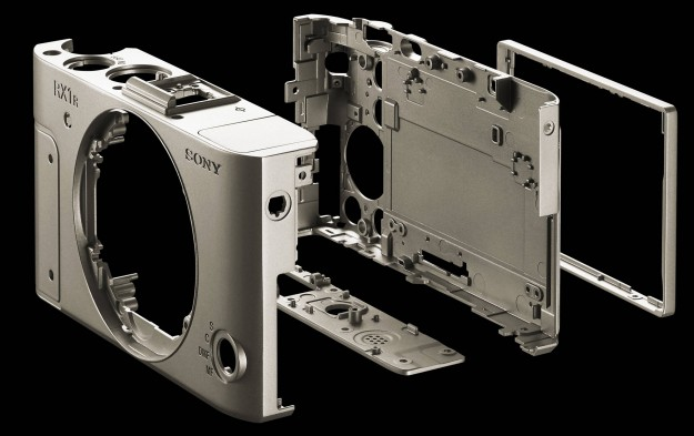 Sony rx1r II chassis