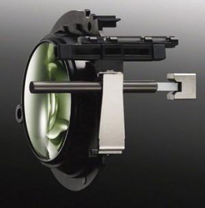 Sony FE 90mm f/2.8 Macro G OSS Lens - Focus Mechanism
