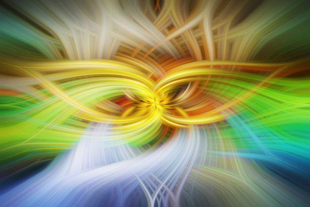 Twirl Effect - Sample #1