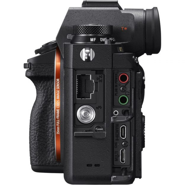 Sony A9 - Port Side