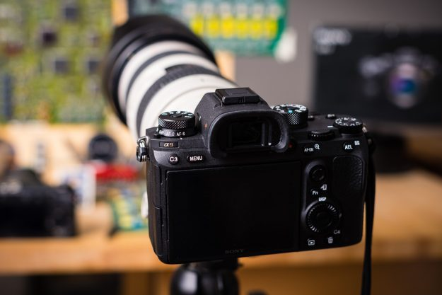 Sony A9 w/ Canon EF 70-200mm f/2.8 L IS Lens