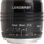 Lensbaby Velvet 56mm f/1.6 Lens