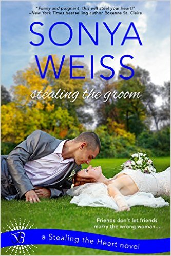 Stealing the Groom by Sonya Weiss