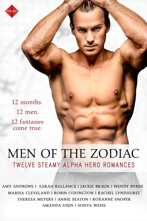 Men of the Zodiac box cover
