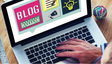 cách tạo blog đơn giản