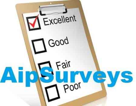 AipSurveys website khao sat truc tuyen kiem tien uy tin