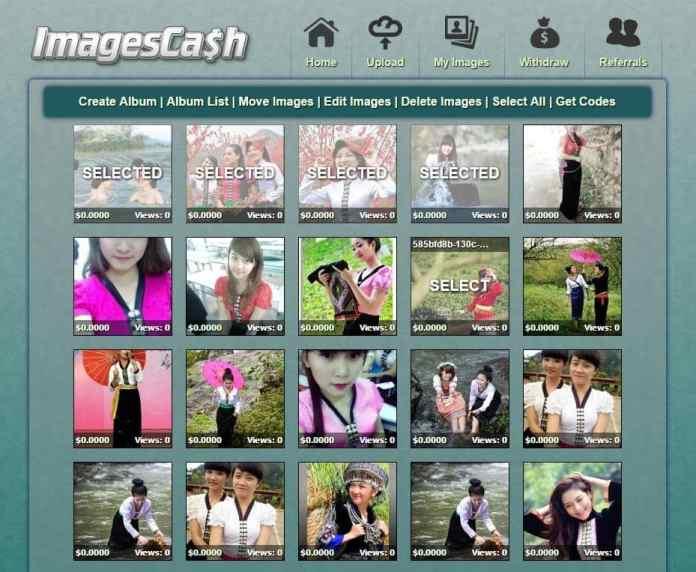 Huong dan kiem tien online tu viec chia se anh voi imagescash - Anh 7