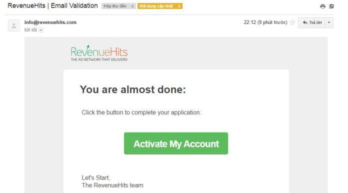 kiem tien tu blog website bang cach dat quang cao voi RevenueHits - Anh 5