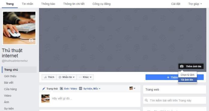 Cách tạo Fanpage Facebook - Bước 8