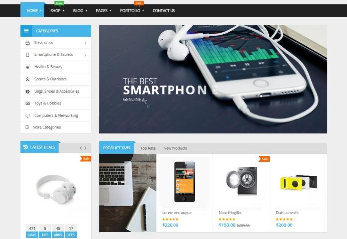 Top 20 theme WordPress tốt nhất cho website bán hàng - Ảnh theme 17