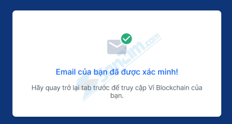 Cách tạo ví Blockchain - Bước 3.1