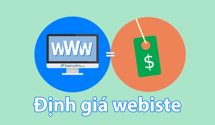 Định giá webiste