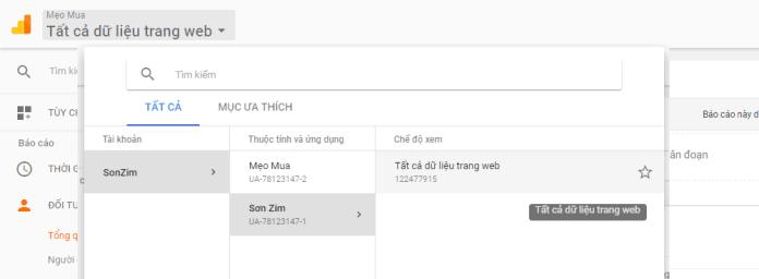 Hướng dẫn sử dụng Google Analytics để thống kê truy cập cho website/blog - 8