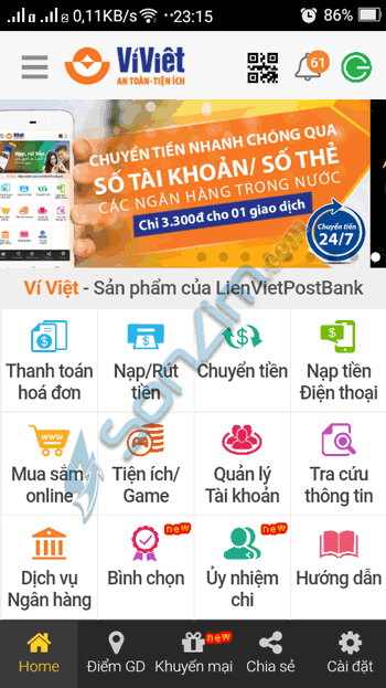 Kiếm tiền với ứng dụng Ví Việt - 2