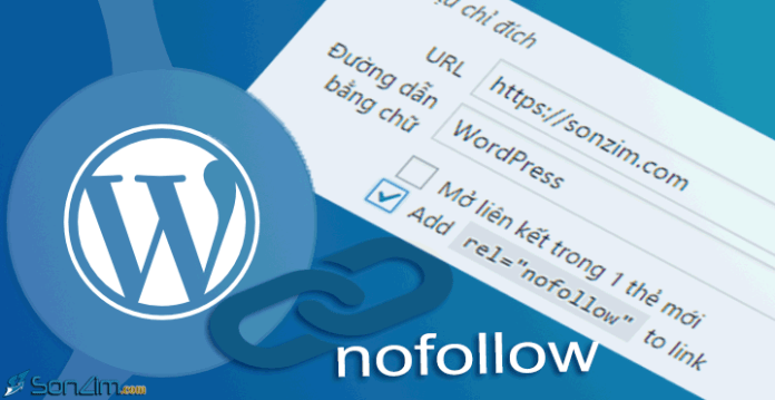 Cách thêm tùy chọn nofollow trong liên kết trên trình soạn thảo WordPress