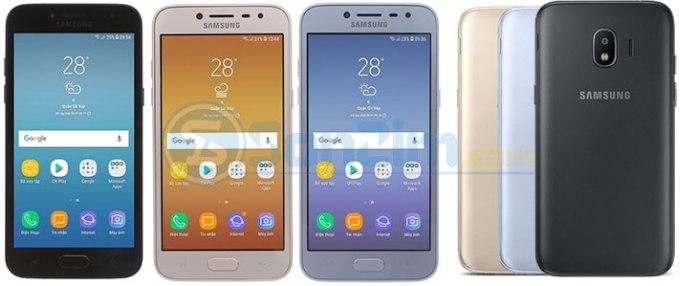 Samsung Galaxy J2 Pro phiên bản 2018 - Ảnh 2