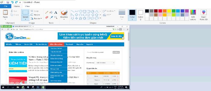 Cách chụp màn hình máy tính đơn giản không cần dùng phần mềm - 3