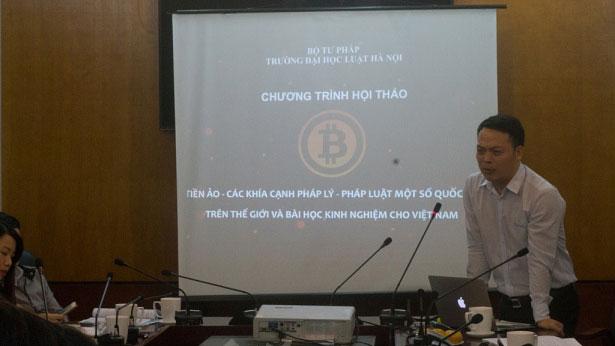 Hội thảo về tiền ảo ở Việt Nam: Việt Nam thành lập sàn giao dịch tiền ảo