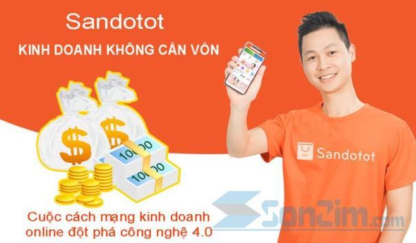 Sandotot - Top 10 app kiếm tiền trên điện thoại tốt nhất