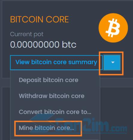 Cách đào coin trên CoinPot -1