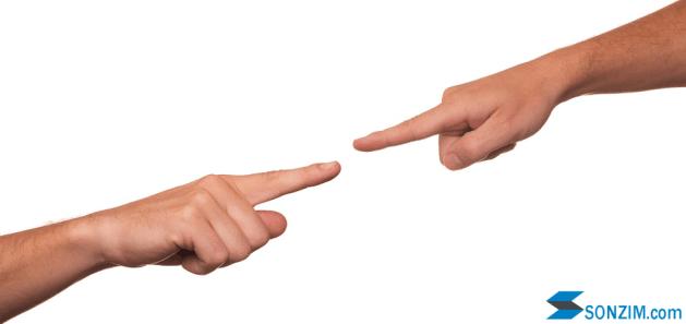 5 sai làm trong kinh doanh online - đổ lỗi cho nhau