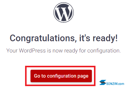 Lập website WordPress với hosting miễn phí 000webhost -Bước 4