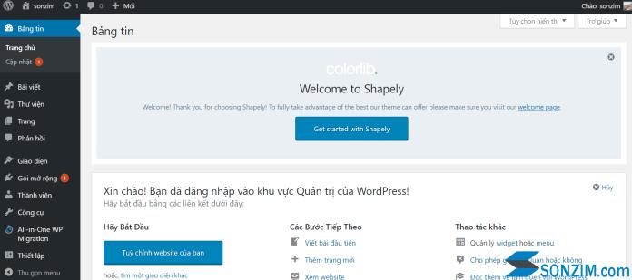 Lập website WordPress với hosting miễn phí 000webhost