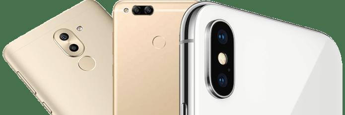 smartphone giá rẻ có camera kép đáng mua nhất