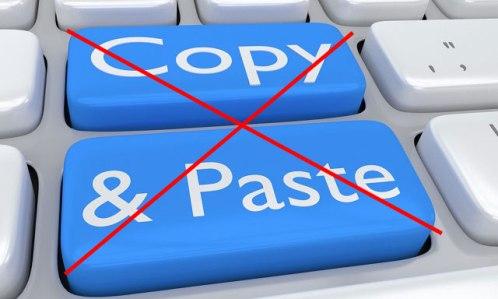 Đừng copy paste khi học lập trình