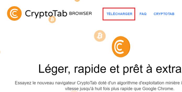 Cách tải và cài đặt trình duyệtCryptoTab