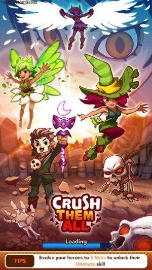 Top 20 game offline hay dành cho Smartphone - Crush Them All