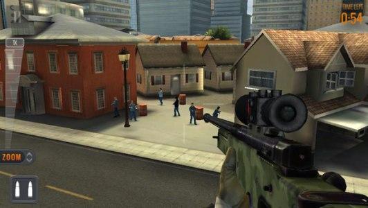 Top 20 game offline hay dành cho Smartphone - Sniper 3D
