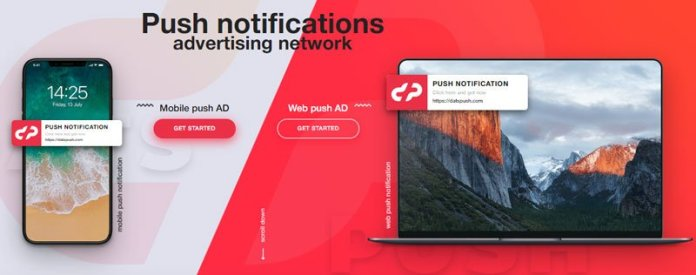 Kiếm tiền từ blog với mạng quảng cáo thông báo đẩy DatsPush