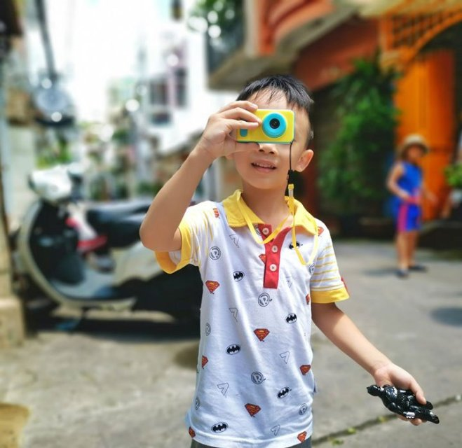 Ảnh chụp từ Samsung Galaxy S8