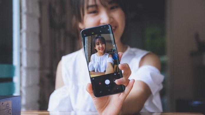 Camera của Samsung Galaxy S8