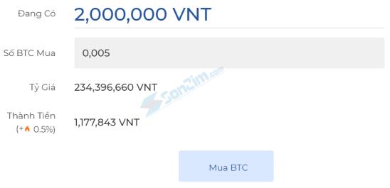 Cách mua bán Bitcoin trên Fiahub bằng chế độ CƠ BẢN - 2