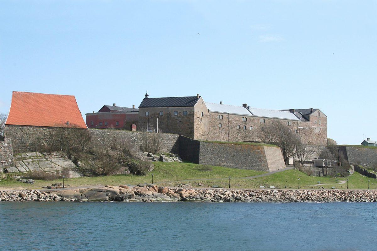 Fästningen Varbergs Hus