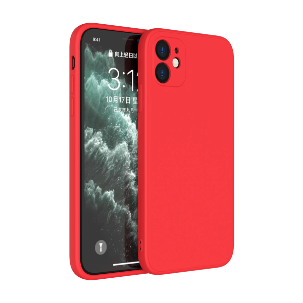 coque iphone 12 pro max rouge