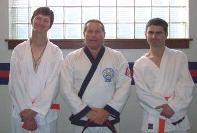 Gaining Independence Through Martial Arts