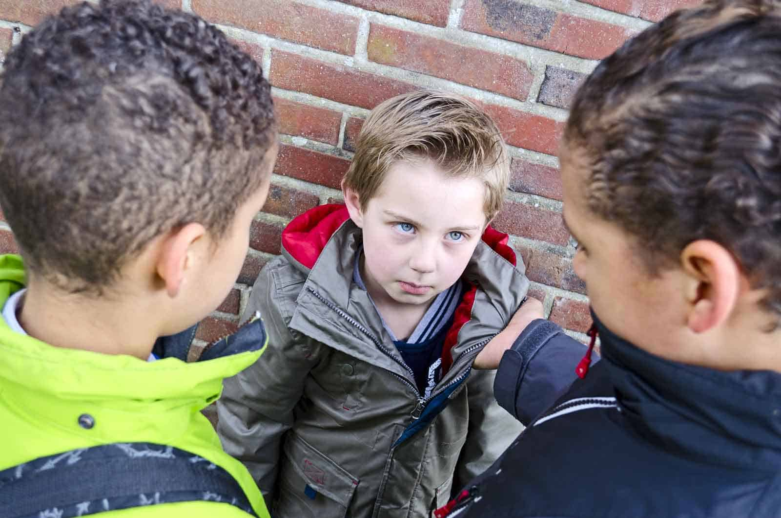 Conflict Resolution Strategies Are Inappropriate For Dealing With Bullying