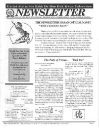 1997 12 Usa Moo Duk Kwan Federation Newsletter
